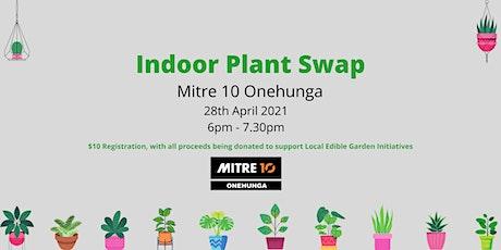 Indoor Plant Swap tickets