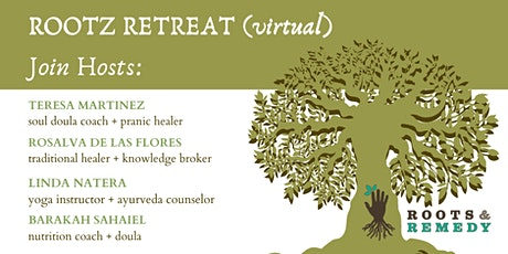 Evolve Your Rootz - virtual retreat tickets
