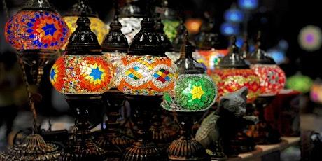 Turkish Mosaic Lamp Workshop Sunshine Plaza tickets