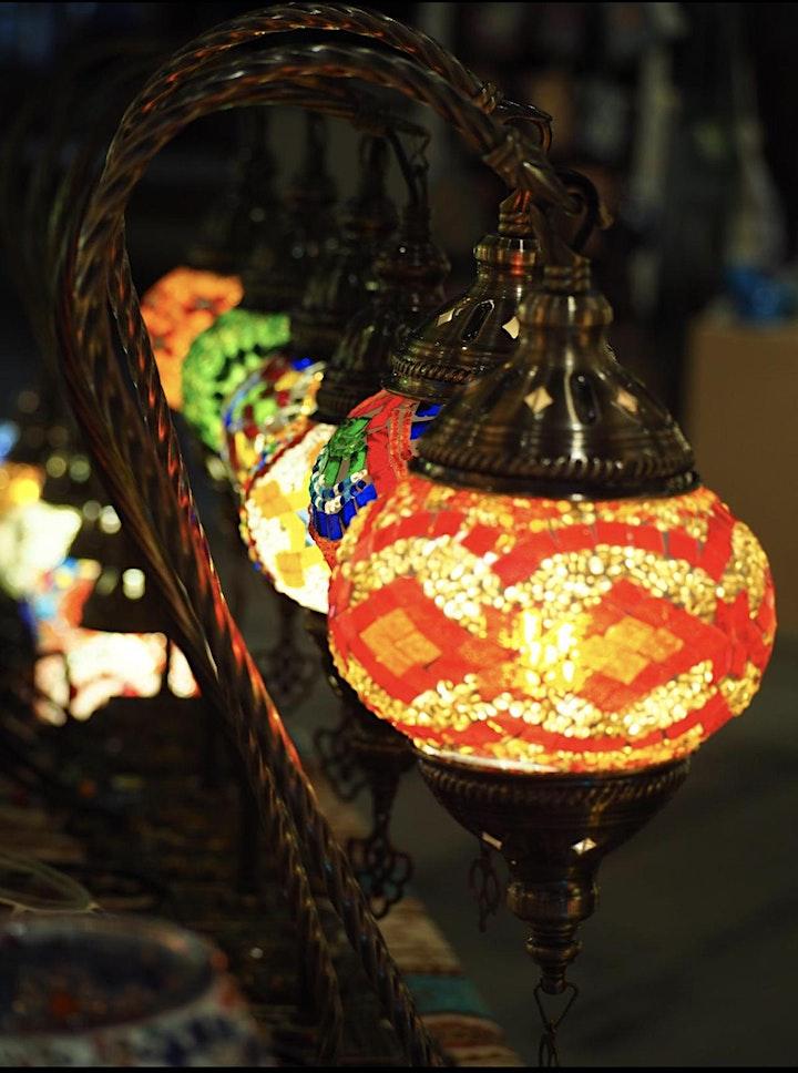 Turkish Mosaic Lamp Workshop Sunshine Plaza image