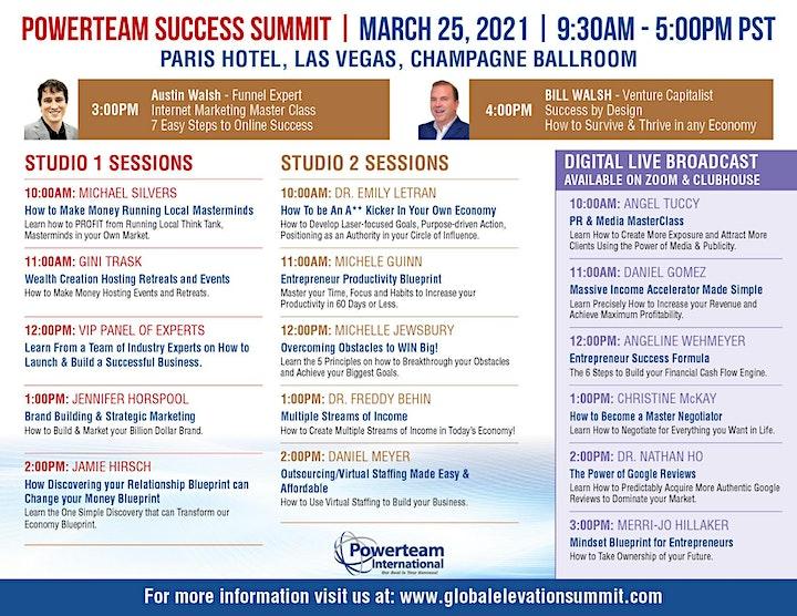 Success Summit USA  Las Vegas image