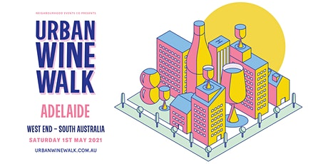 Urban Wine Walk Adelaide tickets