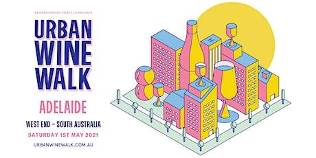 Urban Wine Walk Adelaide tickets