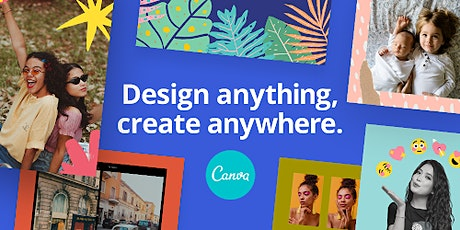 Create Graphics with CANVA tickets