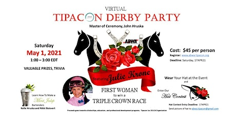 Tipacon Derby Party tickets