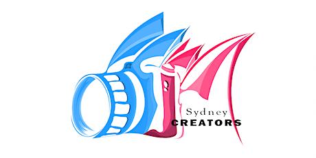 Sydney Creators Photo-walk tickets
