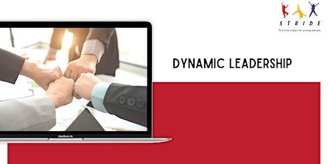Dynamic Leaders tickets