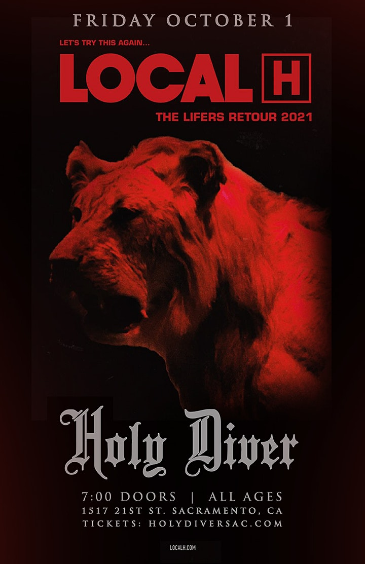 Local H @ Holy Diver image