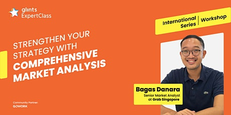 Strengthen Your Strategy with Comprehensive Market Analysis tickets