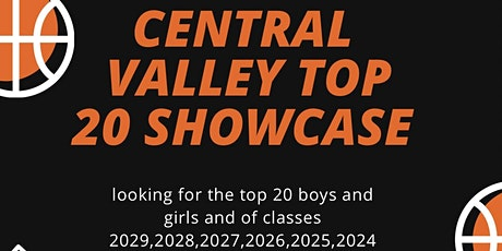 Central Valley Top 20 Showcase tickets