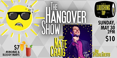 The Hangover Show at The Laughing Tap tickets