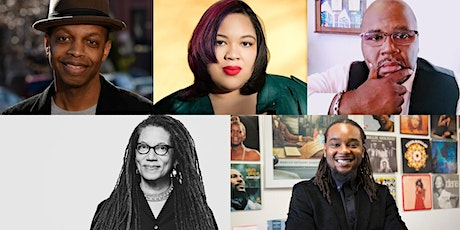 The Black Experience Across Genres  L.A. Times Festival of Books 2021 tickets