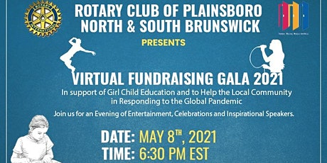 VIRTUAL FUNDRAISING GALA 2021 (Postponed) tickets