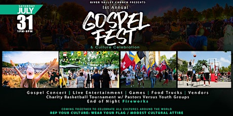 RVC 1st Annual Gospel Fest & Culture Celebration tickets