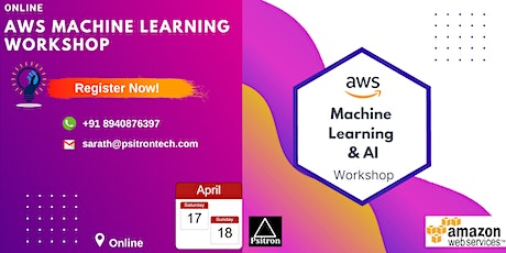AWS Machine Learning Workshop boletos