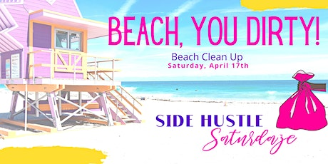 Miami Beach Clean Up tickets