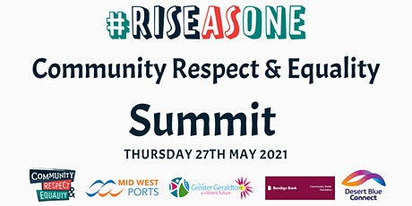 Community, Respect and Equality Summit tickets