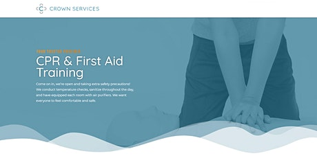 Heartsaver First Aid with CPR/AED - Adult Only - Spanish Class tickets