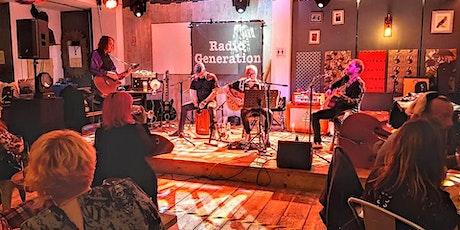 Radio Generation (Café Vibes Session) tickets