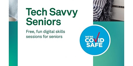 Tech Savvy Seniors, NSW Seniors Card - Kurri Kurri Library tickets