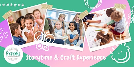 FREE: Storytime & Craft Experience at Caddens Corner tickets