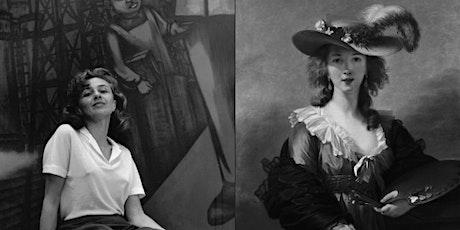 Tour virtual: Mujeres artistas en los museos más famosos del mundo ingressos
