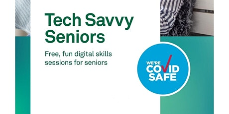 Tech Savvy Seniors, Smartphones Android - Cessnock Library tickets