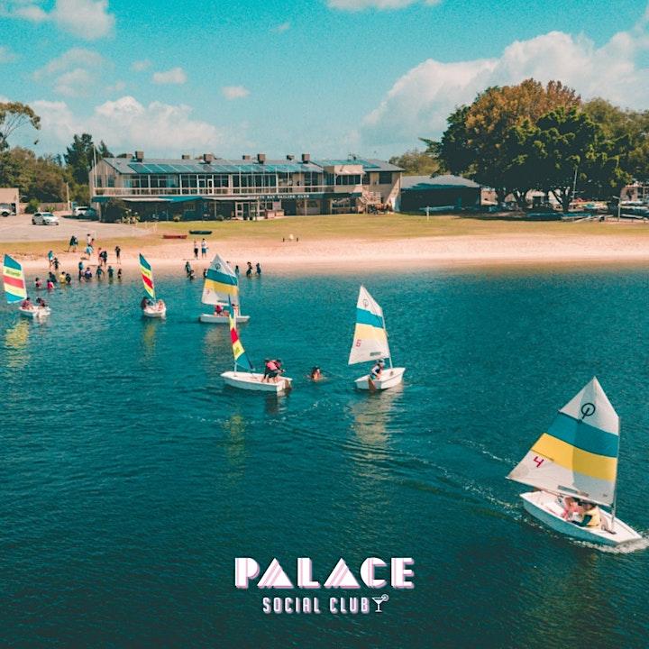 Palace Social Club & Voyage. Feat SET MO image