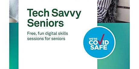 Tech Savvy Seniors, iPads - Kurri Kurri Library tickets