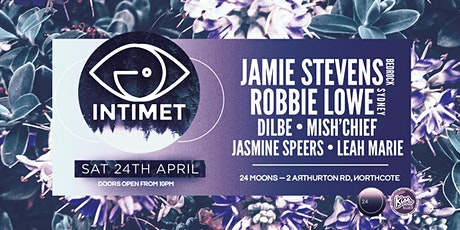 INTIMET with Jamie Stevens & Robbie Lowe tickets
