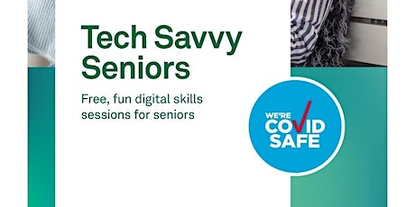 Tech Savvy Seniors, iPads - Cessnock Library tickets
