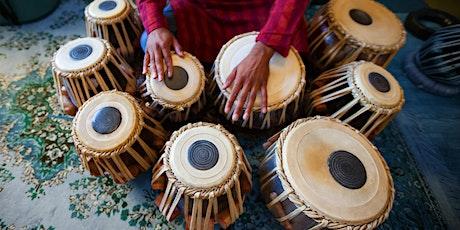 Art of Tabla - Indian Drumming Workshop tickets