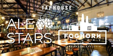 Ale Stars #137 - Foghorn Brewery tickets