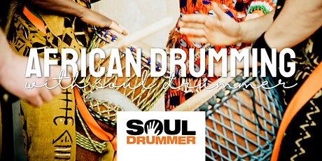 African Drumming with Soul Drummer tickets