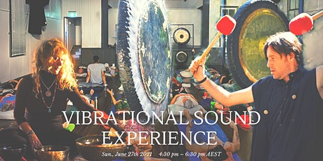 Vibrational Sound Experience - Winter Solstice Event tickets