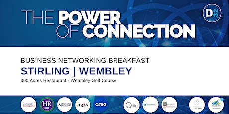 District32 Business Networking Perth – Stirling (Wembley) - Tue 11th May tickets
