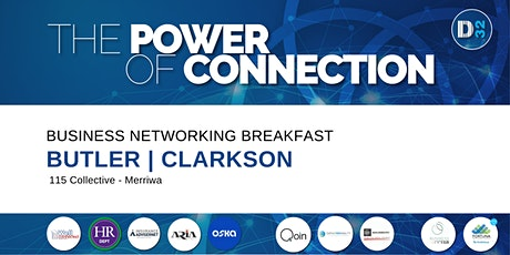 District32 Business Networking Perth – Clarkson / Butler - Fri 14th May tickets