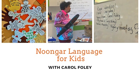 Noongar Language for Kids with Carol Foley - Boya tickets