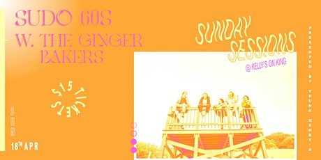 Young Henrys Sunday Session Ft. Sudo 60s & The Ginger Bakers tickets