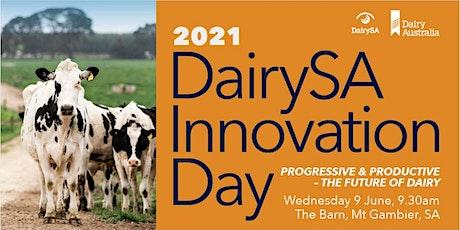 2021 DairySA Innovation Day tickets