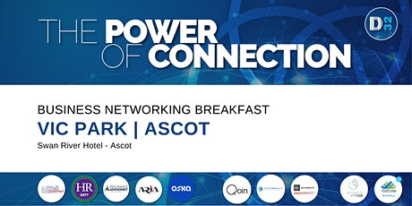 District32 Business Networking Perth – Vic Park / Ascot  - Tue 18th May tickets
