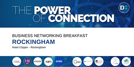 District32 Business Networking Perth – Rockingham – Wed 19th May tickets