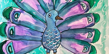 The Chroma Kids Active & Healthy April Holiday Painting Workshop tickets