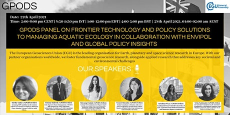 Frontier Technology & Policy Solutions to Manage Aquatic Ecology tickets