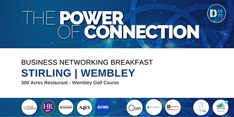 District32 Business Networking Perth – Stirling (Wembley) - Tue 25th May tickets