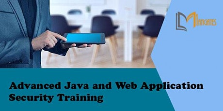 Advanced Java and Web Application Security Virtual  Training in London City tickets