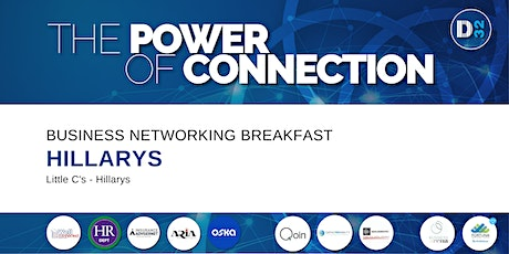 District32 Business Networking Breakfast – Hillarys - Tue 25th May tickets