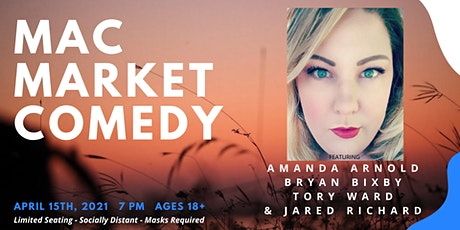 Live Comedy In McMinnville! (Socially Distant & Covid Compliant) tickets