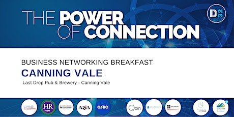 District32 Business Networking Perth – Canning Vale - Thu 27th May tickets