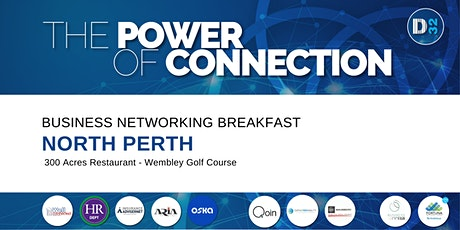 District32 Business Networking Perth – North Perth - Thu 27th May tickets